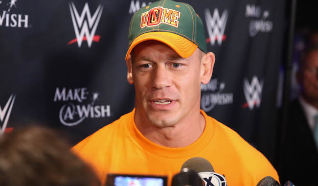 John Cena – The Most Active Athlete in Make-A-Wish Foundation