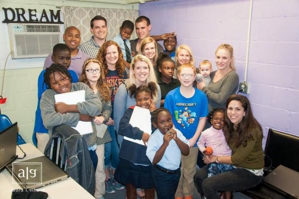 BoomTownLOVE: Changing the Charleston Community
